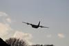 ZH886 Lockheed C-130J Hercules C5 calling ASCOT076 as it passes Lee Moor 09.01.14