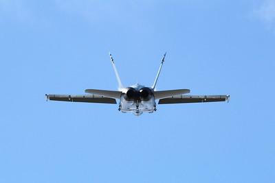 J-5007 McDonnell Douglas F-18C Hornet @ RNAS Culdrose 29.07.15