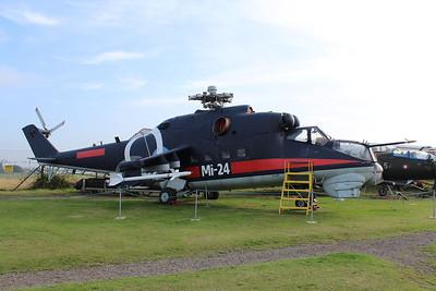 UID Mil Mi-24D Hind @ Midland Air Museum 24.09.13