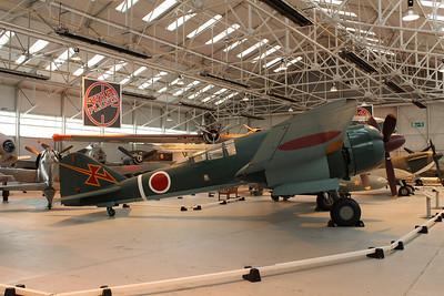 5439 Mitsubishi Ki-46 III @ RAF Museum Cosford 24.09.13
