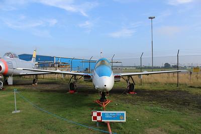 1706 / 1H-0408 WSK-PZL Mielec TS-11 Iskra Polish Air Force Trainer @ Midland Air Museum 24.09.13