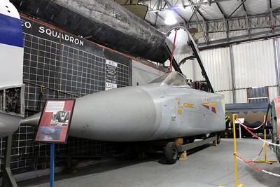 ZD938 Panavia Tornado F2 @ South Yorkshire Aircraft Museum 19.04.14