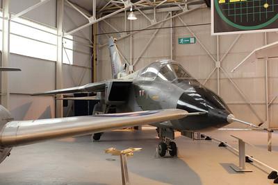 XX946 / WT Panavia Tornado PO2 @ RAF Museum Cosford 24.09.13