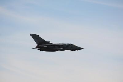 ZG754 / 130 Panavia Tornado GR4T @ Duxford 08.09.12