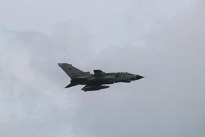 ZA594 / 060 Panavia Tornado GR4 - Over RAF Leeming 23.04.14
