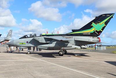 ZA456 Panavia Tornado GR4 @ RNAS Culdrose 30.07.15