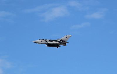 ZA542 / 035 Panavia Tornado GR4 @ Lee Moor, Plymouth 04.09.13