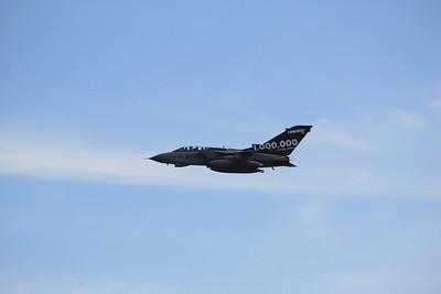 ZA547 Panavia Tornado GR4 @ Duxford 08.09.12