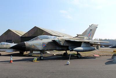 ZA354 Panavia Tornado GR1 @ Yorkshire Air Museum 21.04.14