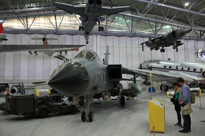 ZA465 / FF Panavia Tornado GR1B @ Duxford 08.09.12