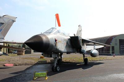 XZ631 Panavia Tornado GR4 @ Yorkshire Air Museum 21.04.14