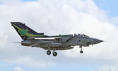 ZA456 Panavia Tornado GR4 @ RNAS Culdrose 29.07.15