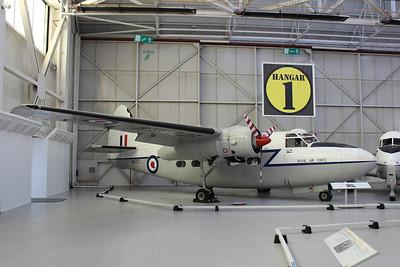 WV746 Percival Pembroke C1 @ RAF Museum Cosford 24.09.13