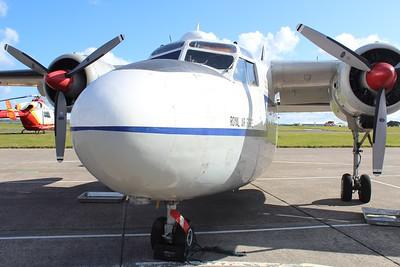 WV740 Percival Pembroke C1 @ RNAS Culdrose 30.07.15