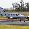 100 / ABP SOCATA TBM700A @ Newquay Airport 23.04.16