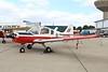 XX668 Scottish Aviation Bulldog T1 @ RNAS Yeovilton 11.07.15