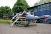 XX821 / P Sepecat Jaguar GR1 @ RAF Cosford 19.06.16