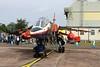 ZB615 Sepecat Jaguar T2A @ RAF Cosford 19.06.16