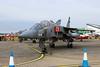 XX833 Sepecat Jaguar T2B @ RAF Cosford 19.06.16
