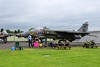 XX818 / DE Sepecat Jaguar GR1 @ RAF Cosford 19.06.16