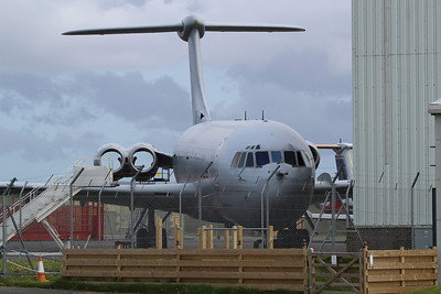 ZA148 / G Vickers VC10 K3 @ Classic Air Force 06.05.14