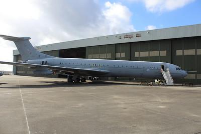 ZA148 / G Vickers VC10 K3 @ Classic Air Force 01.11.14