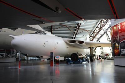 XD818 Vickers Valiant B1 @ RAF Museum Cosford 24.09.13