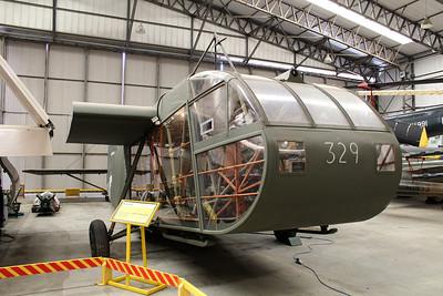 319764 Waco CG-4A Hadrian @ Yorkshire Aircraft Museum 21.04.14