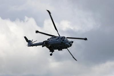 XZ689 / 314 Westland Lynx HMA8SRU @ RNAS Yeovilton 02.07.16