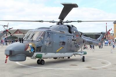 83+02 Westland Super Lynx Mk88a @ RNAS Yeovilton 11.07.15