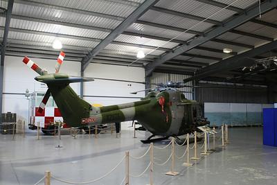 XZ675 Westland Lynx AH7 @ Army Air Corps Museum 10.07.13