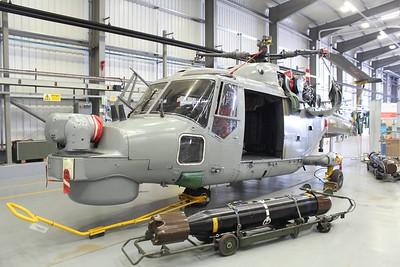 XZ236 Westland Lynx HMA8 @ RNAS Yeovilton 11.07.15