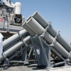 Harpoon missile tubes