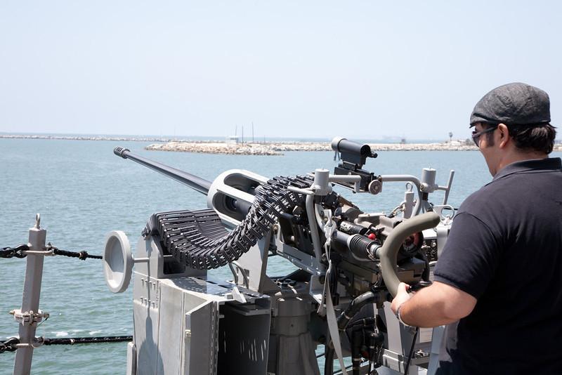 25mm gun