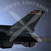 U.S. Air Force 176th Fighter Squadron General Dynamics F-16C # 87-0234