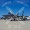 McDonnell Douglas F-15 Eagle CANG