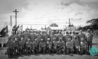 29th deployment ceremony~ 7/24/11