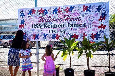 USS JAMES REUBEN-1 MB'S