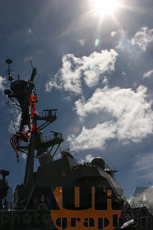 uss chung-hoon welcome home