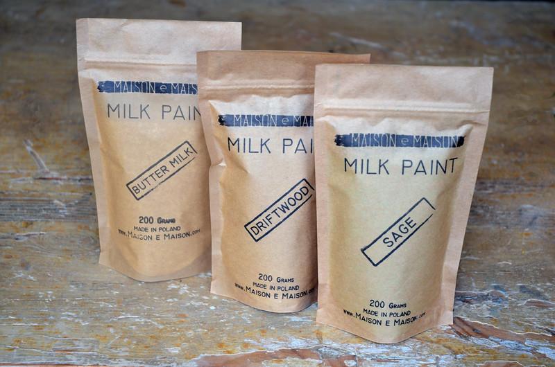Milk Paint 200 gram