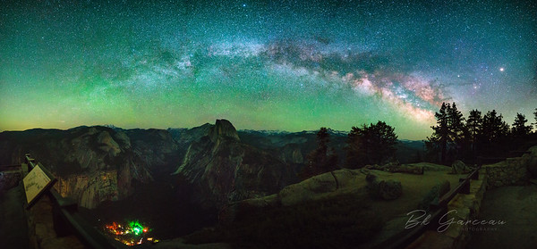 Milky Way and Night Skies
