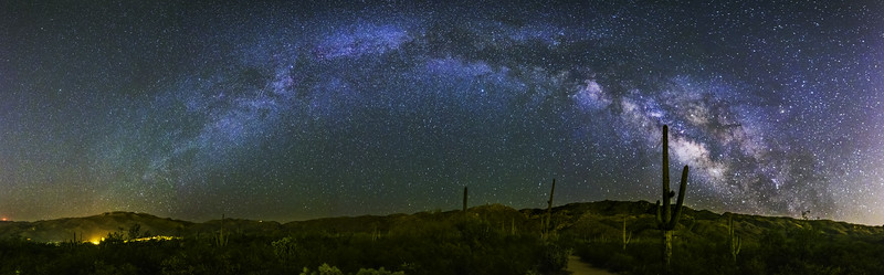 Milky Way April 2017