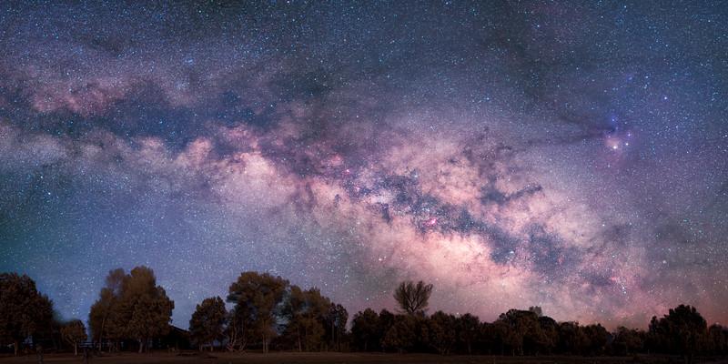 May Milky Way