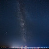 Milky Way Over the Mighty Mac
