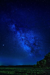 Milky Way Over South Haven