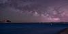 Milky Way over Lake Powell