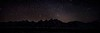 Teton Night Sky