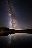Molas Lake Milky Way