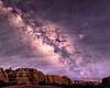 Milky Way at Kodachrome State Park