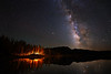 Milky Way at Molas Lake